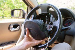 Furto e roubo de airbags já são realidade no Brasil
