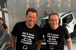 Ex-apresentador da Globo vira garoto propaganda de revenda em BH