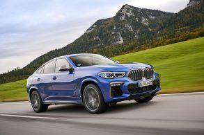 Novo BMW X6 adiciona design e tecnologia a fórmula consagrada