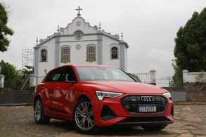 Audi E-Tron: 200 km ao volante do carro elétrico de 408 cv