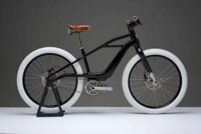 Os puristas piram: Harley-Davidson apresenta bicicleta elétrica