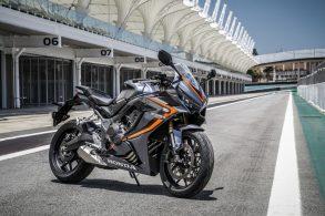 """Honda CBR 650R: esportiva, agora, com """"R"""" de Racing"""