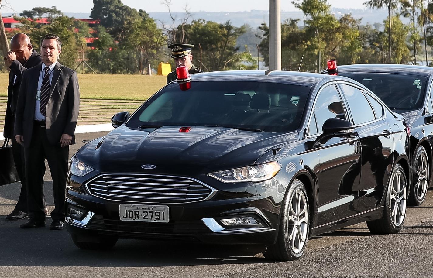 ford fusion carro de presidente jair bolsonaro