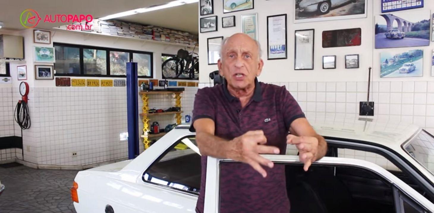boris feldman fala sobre garantia para carros udasos