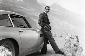 Conheça o carro que Sean Connery transformou em ícone como James Bond