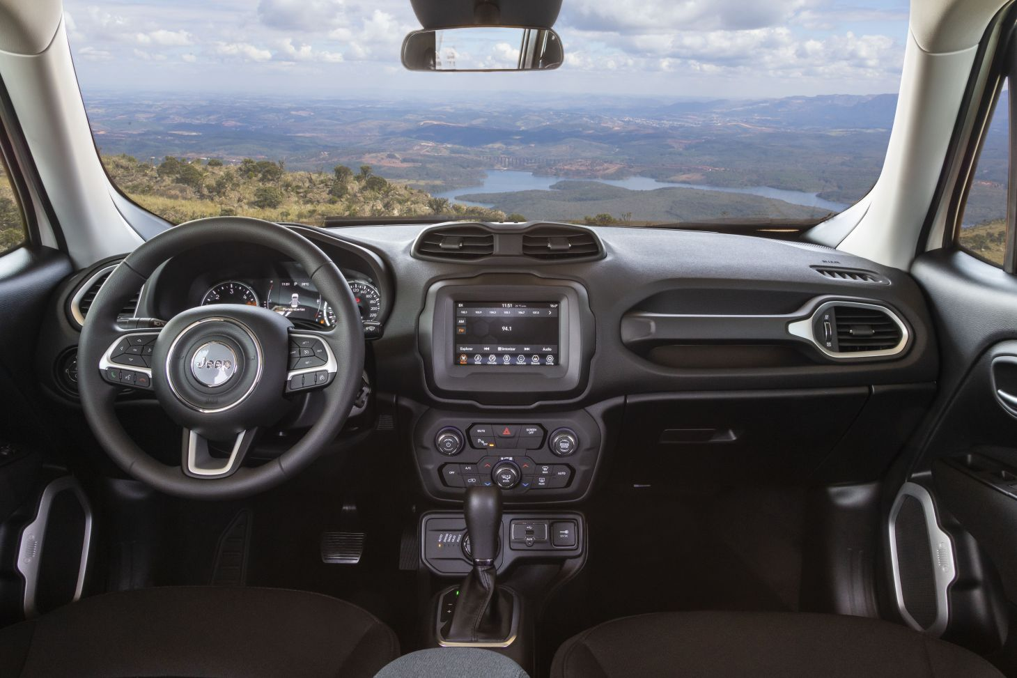 jeep renegade 2021 moab painel 1