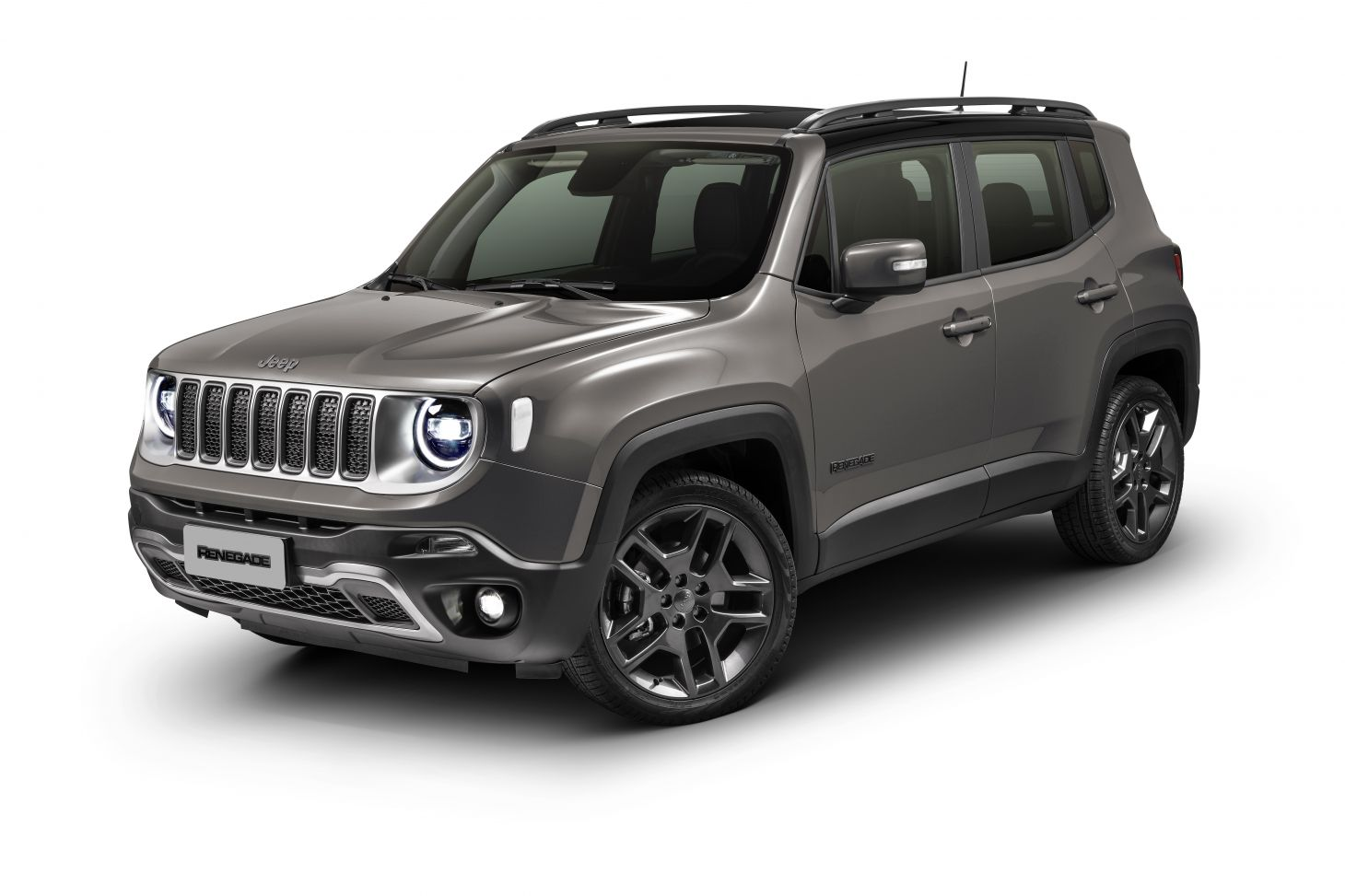 jeep renegade 2021 limited frente