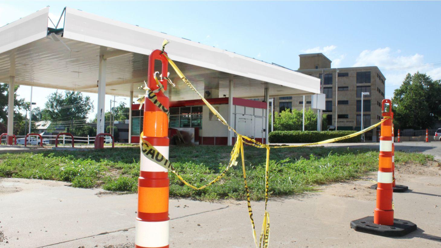 posto de combustivel fechado interditado anp