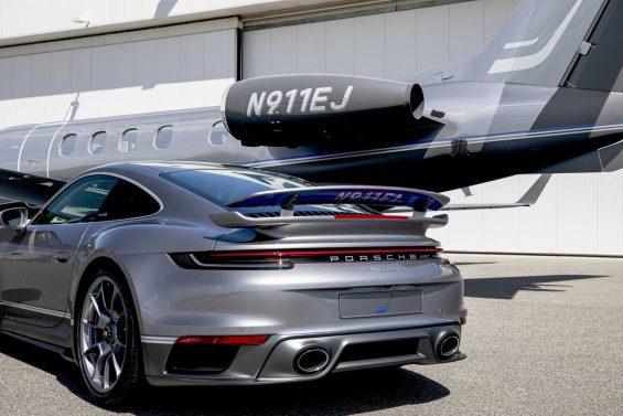 duet embrar phenon 300e porsche 911 turbo s 4