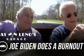 Joe Biden é dono de conversível clássico (mas não poderá mais dirigi-lo)