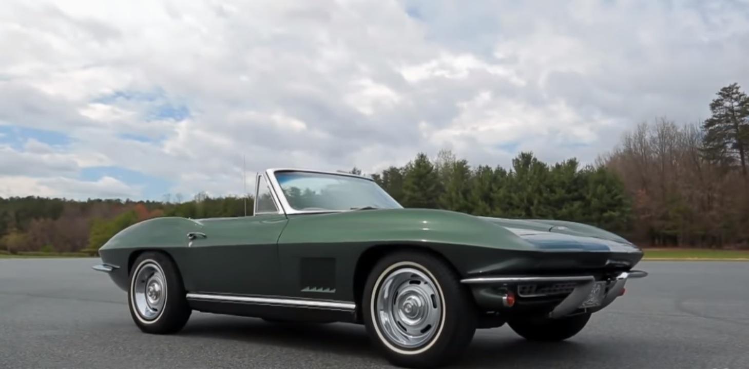 Joe Biden é dono de Corvette clássico (mas não poderá mais dirigi-lo)