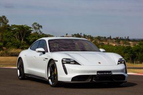 Porsche Taycan é o primeiro elétrico a liderar um segmento