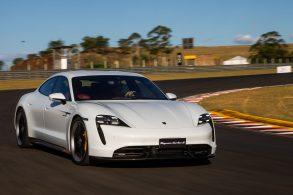 Porsche Taycan prova: propulsão elétrica combina, sim, com desempenho