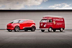 Porsche revela 'Kombi elétrica' e esportivos nunca lançados