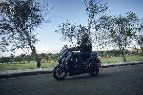 Yamaha NMAX 160 ABS 2021 é amplamente modernizada