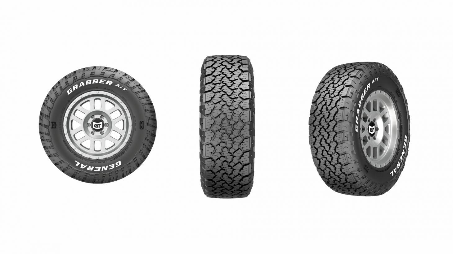 pneu continental general grabber novo tecnologia off road on road