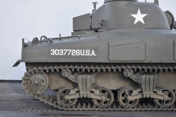 tanque sherman m4a1 8