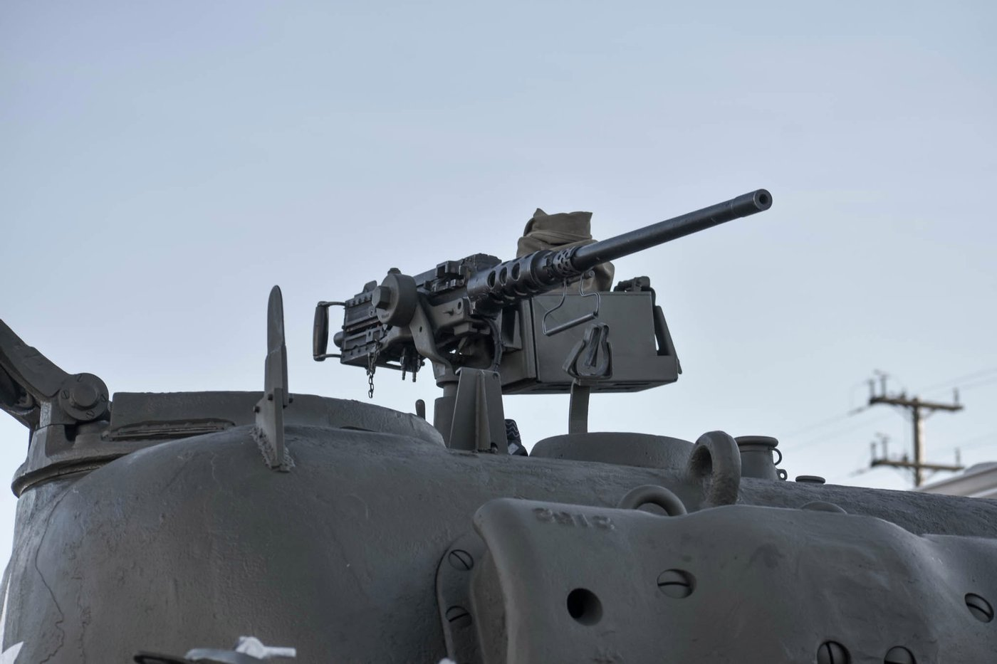 tanque sherman m4a1 12