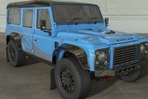 Por pirraça, Defender 'original' volta a ser produzido pela Land Rover
