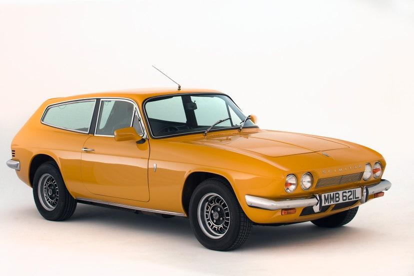 reliant scimitar gte 1970 colecao carros princesa anne