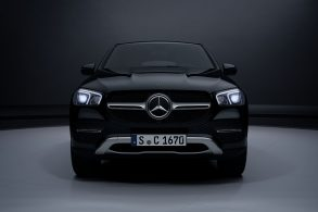 Mercedes GLE Coupé está disponível para pré-venda