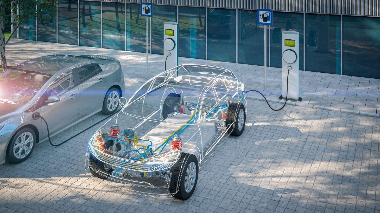 mecanica de carro eletrico