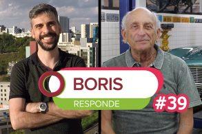 Boris Responde #39 | Boris Feldman vai se aposentar?! | Etanol aumenta vida útil do óleo?