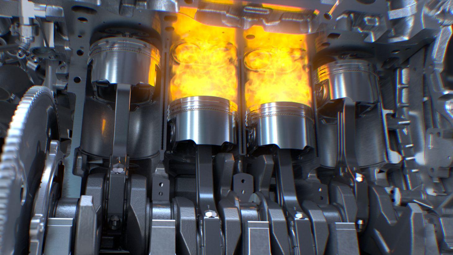 motor do carro arte interna pistao pistoes camara combustao potencia cavalos hp torque
