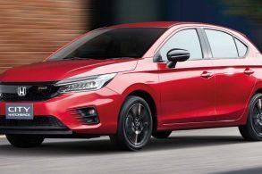 Novo Honda no Brasil: City Hatch