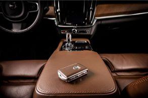 """Volvo: chave """"mágica"""" que limita a velocidade"""