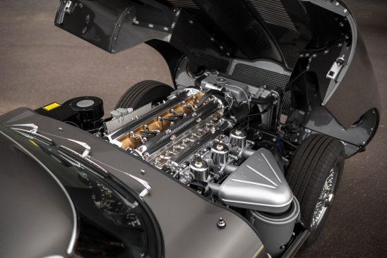 jaguar e type motor 4 2 seis cilindros