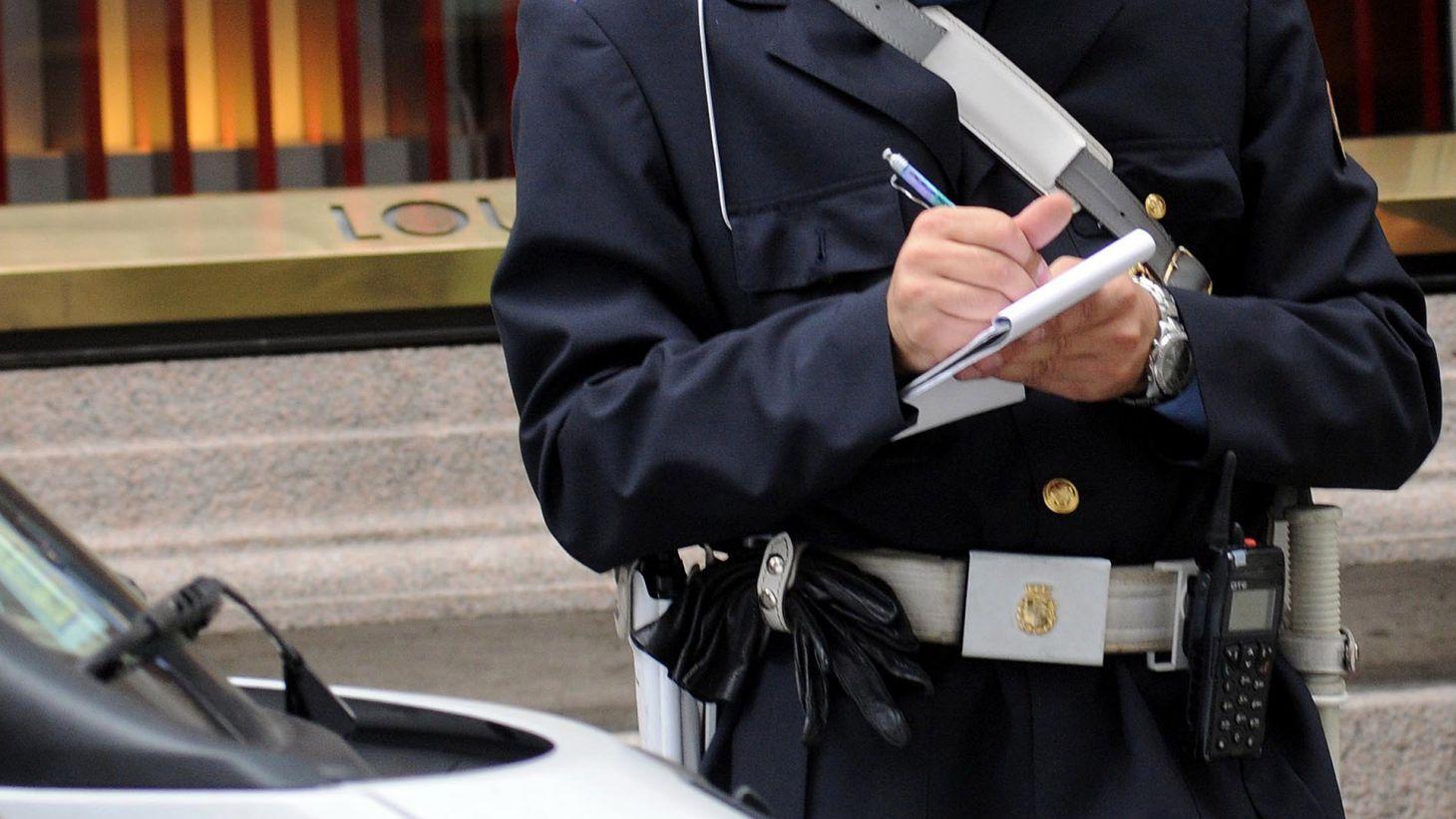 agente transito codigo brasileiro multas infracoes