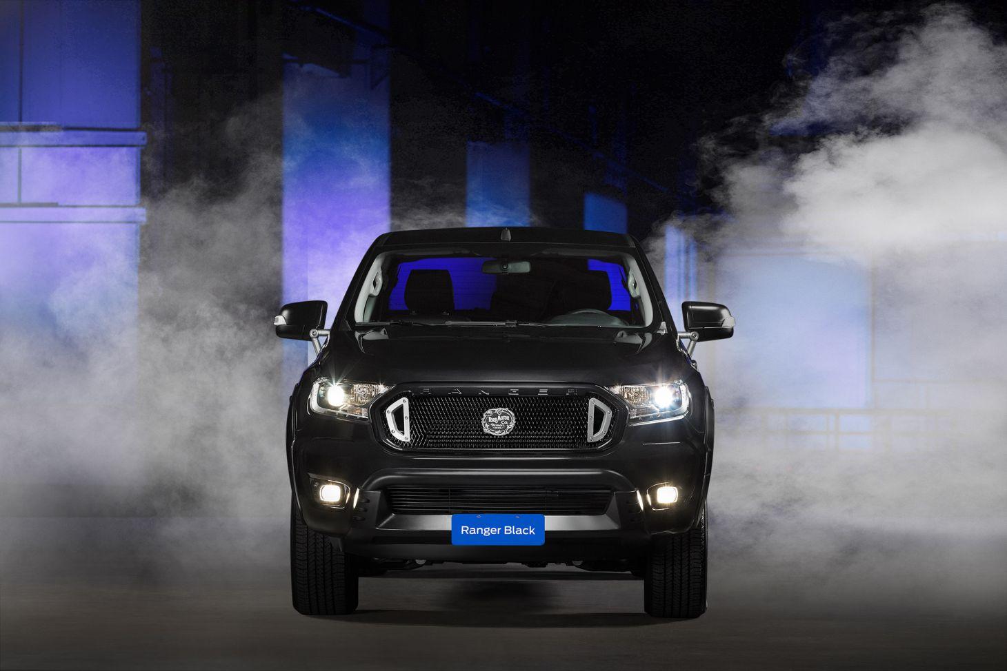 ford ranger black edition concept 1