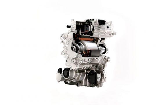 motor da plataforma global para eletricos da hyundai chamada e gmp