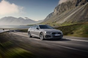 Audi A5 Sportback 2021 entra em pré-venda