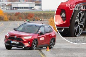 Toyota RAV4 é reprovado em 'teste do alce': veja o vídeo