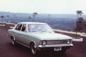 Chevrolet Opala: um fenômeno que durou 24 anos (Parte I)