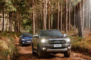 Ford Ranger aposta em tecnologia para aliar segurança e produtividade