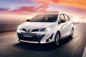 Toyota prepara Yaris para substituir Etios, que vai cair do telhado