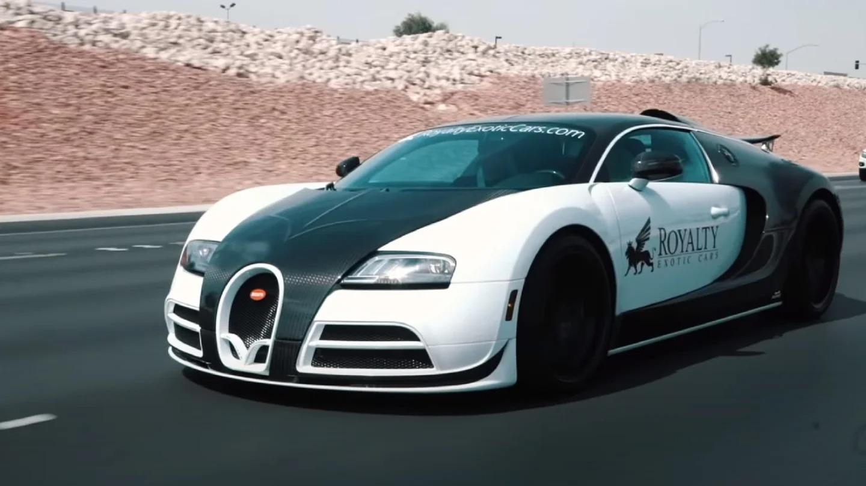 bugatti veyron royal exotic cars