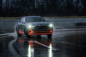 Audi confirma lançamento do RS e-tron GT em 2021