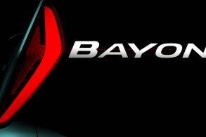 """Hyundai """"Bayon"""" para concorrer com Ford EcoSport e VW T-Cross"""