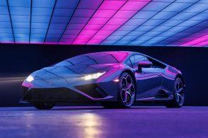 Quer a Lamborghini de Lady Gaga? Ela irá sortear o modelo