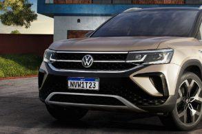 VW Taos é apresentado e marca adianta planos para 2021