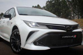 Corolla esportivo é mentira da Toyota (tanto nas ruas quanto nas pistas)