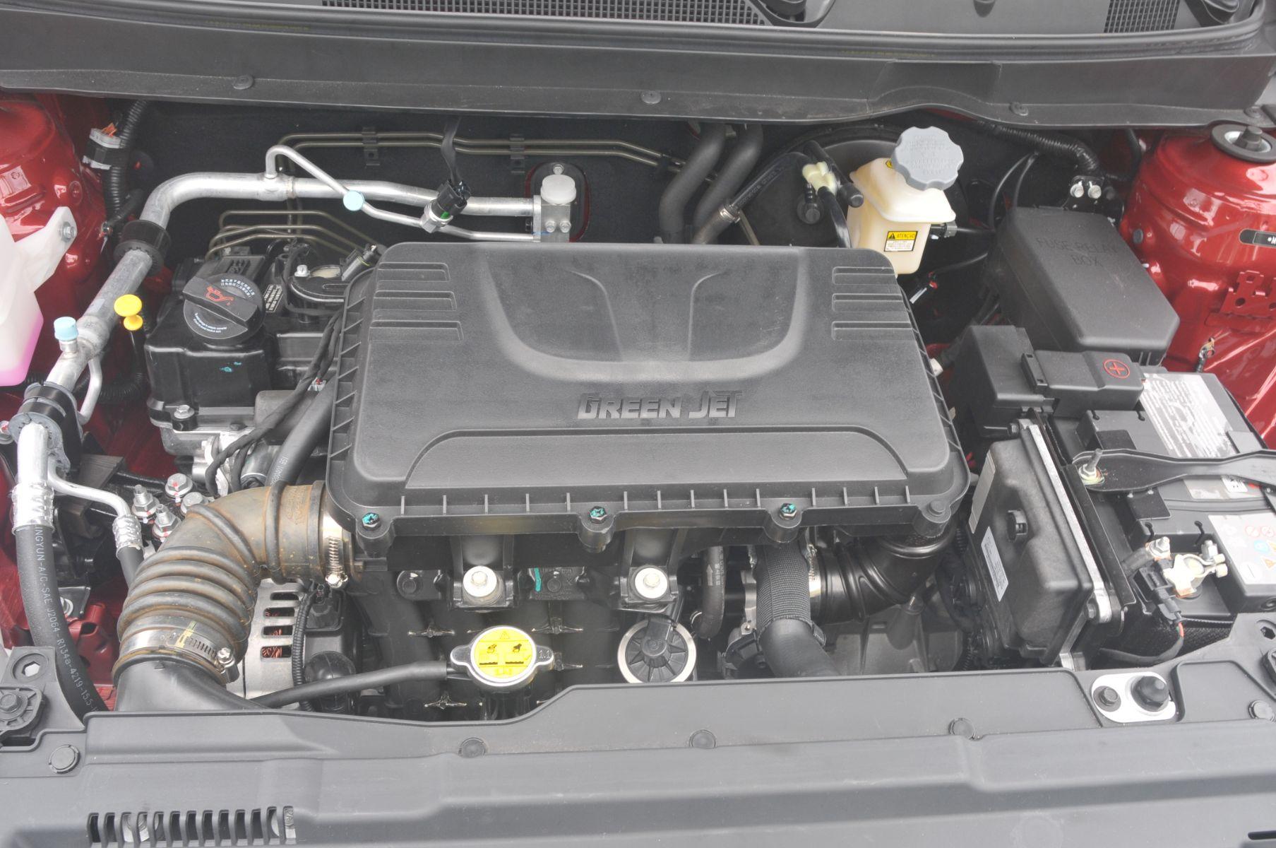 motor do jac t40 2021
