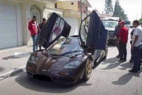 McLaren sumido há anos pode estar nas mãos do cartel de 'El Chapo'