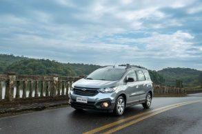 """Chevrolet Spin: """"quase"""" único na faixa dos 7 lugares mais barato"""