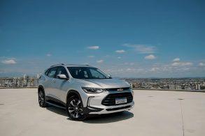 Chevrolet Tracker tem forte crescimento e pode liderar segmento de SUVs