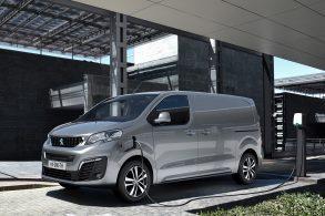 Peugeot e-Expert é eleita van do ano 2021 na Europa